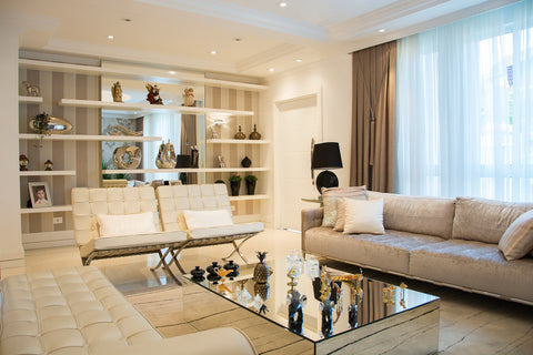Well designed lighting can help reflect your style, express your mood, and make your house a home.