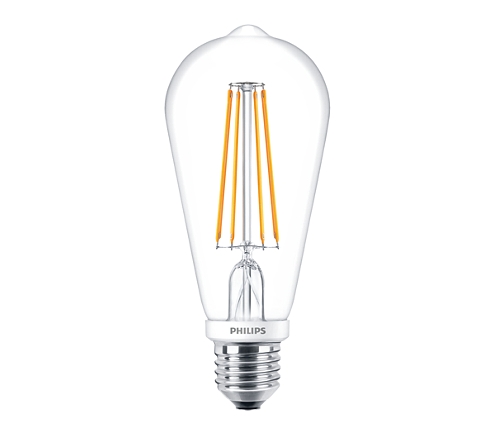 LEDClassic 7-70W ST64 E27 WW CL D APR