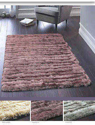 Origin Carved Glamour Shaggy Luxurious Rug