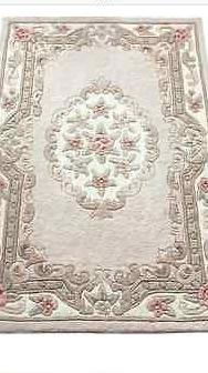 Shensi Dynasty Chinese Style Wool Rug