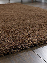 origin lyxury shaggy rug brown afordable prices