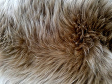"Australian Sheepskin Wool Rug Single Beige 35"" X 25"""