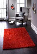 Chicago Contemporary Plain Sparkle Twist Shaggy Rug. Other Colours