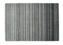 origin rug collection fine stripes wool rug grey rug guru