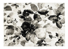 origin watercolour floral rug grey bargain rugs