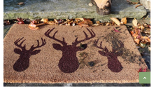 My Mat Luxury Stag Coir Door  Mat