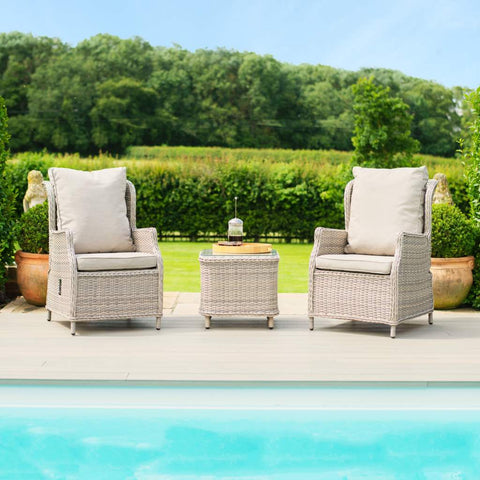 Cotswold Reclining 2 Seat Lounge Set