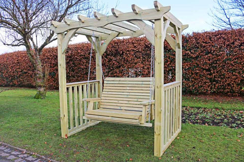 WOODEN OPHELIA SWING- SITS 2 (CVSW106)