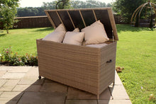 Maze Rattan Winchester Storage Box Garden Furniture
