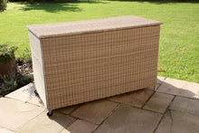 Rattan Winchester Storage Box Garden Furniture