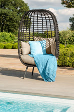 Rattan Riviera Chair - Mixed Brown