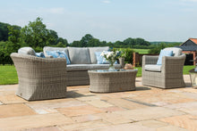 Rattan Oxford 3 Seat Sofa Set