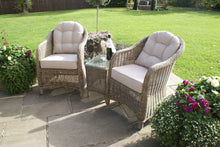 Load image into Gallery viewer, Winchester 3pc Lounge Set