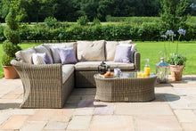 Rattan Winchester Small Corner Group with Chair