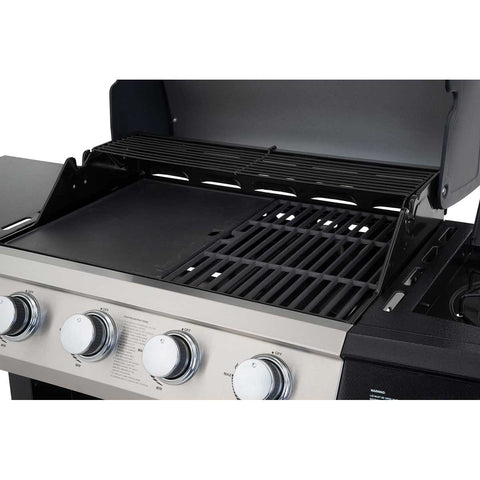 Grenada 4 Burner Barbecue with Side Burner