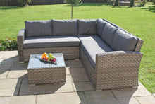 Rattan Victoria Small Corner Group