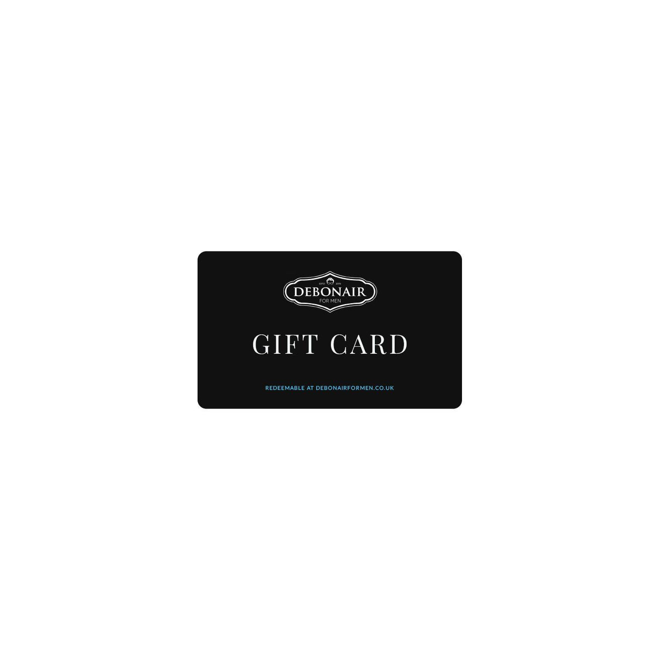 Gift Card - Debonair for Men