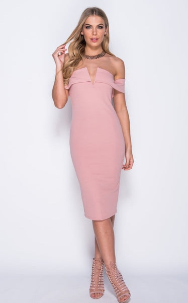 SALE £9.99 was £22.99 Bardot Rose dress