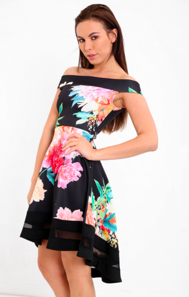 SALE £14.99 was £27.99 Bella skater dress