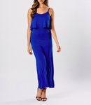 SALE £12.99 was £16.99 Blue Maxi dress