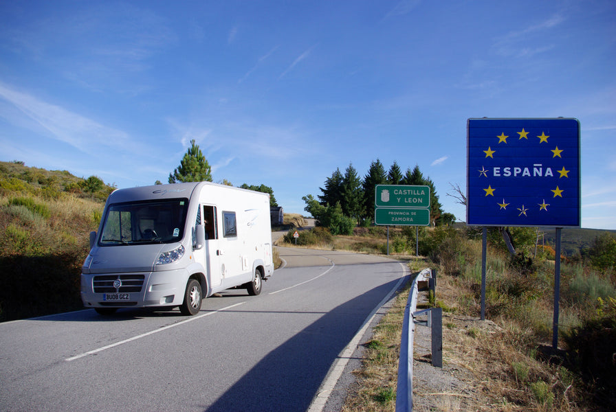 How to Drive Legally in Europe after the Brexit transition