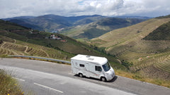 Motorhoming in the Port region of Portugal