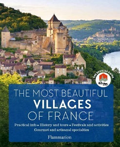 most beautiful villages of france cover