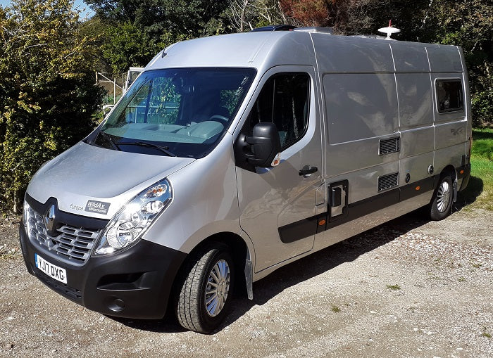 WildAx Europa Motorhome for sale LHD campervan Renault Master 2917