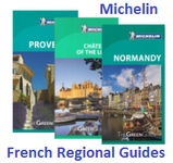 French Regional Travel Guides