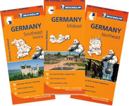German Regional Sheet Maps