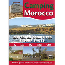 Load image into Gallery viewer, Camping Morocco by Vicarious Media front cover