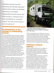 Haynes Build Your Own Overland Camper IBSN:9781785210761 introduction