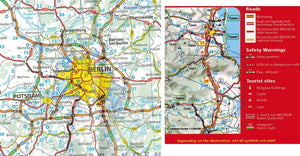 2020 Michelin Germany Sheet Map 718 2020 Michelin Germany Sheet Map 718 9782067244047 berlin map
