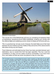 Road Trip Europe: Go Dutch IBSN:9781910664070 Vicarious Media Travelguide, Tour, Driving Tour