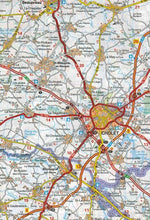 Load image into Gallery viewer, 521 Poitou-Charentes Michelin Regional Map 9782067135291 cholet