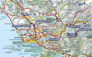 Michelin Italy Trailer's Park Aires Map 9782919004379