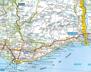 Michelin Portugal Trailer's Park Aires Map 9782919004393