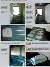 Load image into Gallery viewer, Haynes Build Your Own Overland Camper IBSN:9781785210761 insulating and sound proofing a cab