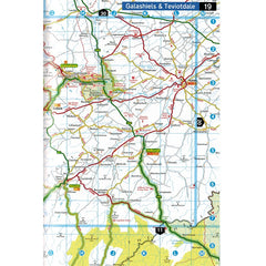 AA Scotland Glovebox Atlas 4th Edition 9780749579128