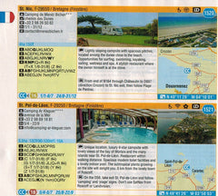 ACSI CampingCard 2019 Discount Camping Europe european Scheme 9789492023698 france entries