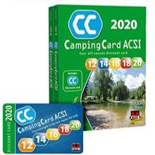 Load image into Gallery viewer, ACSI 2020 CampingCard Discount camping membership scheme
