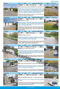 All the Aires France North and South 3 together by Vicarious Media Books -  Motorhome Guidebook, Motorhoming, Aires, Stopovers, Caravan, Caravanning