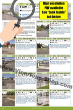 Load image into Gallery viewer, All the Aires France North and South 3 together by Vicarious Media Books -  Motorhome Guidebook, Motorhoming, Aires, Stopovers, Caravan, Caravanning