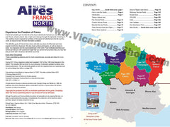 All the Aires France North 3rd Edition IBSN:9781910664148 Motorhome Guidebook, Motorhoming, Aires, Stopovers, Caravan, Caravanning
