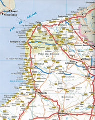 Le Guide Officiel Aires de Services Camping Car 2018 9782358390514 mapping