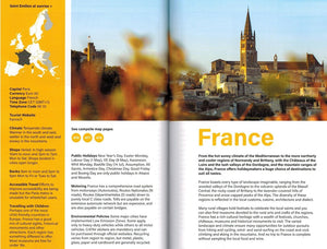2020 Alan Rogers Camping Europe 52nd Edition 9781909057944 france entry preview introduction