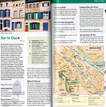 Load image into Gallery viewer, Alsace Lorraine Champagne - Michelin Green Guide 9782067229525 bar le duc walking tour