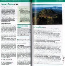 Load image into Gallery viewer, Auvergne Rhone Valley - Michelin Green Guide 9782067229532 discovering clermont-ferrand and monts dome