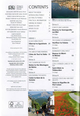Back Roads of France 9780241204627 DK Eyewitness Travel guide contents