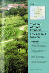 Back Roads of France 9780241204627 DK Eyewitness Travel guide the land of three frontiers